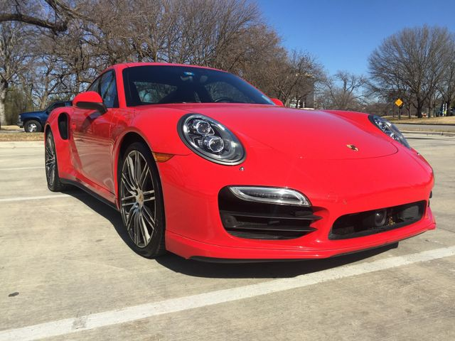 2014 Porsche 911 Turbo Houston, Texas 2