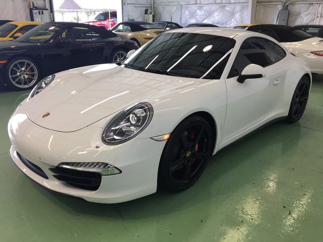 2014 Porsche 911 4S Longwood, FL 6