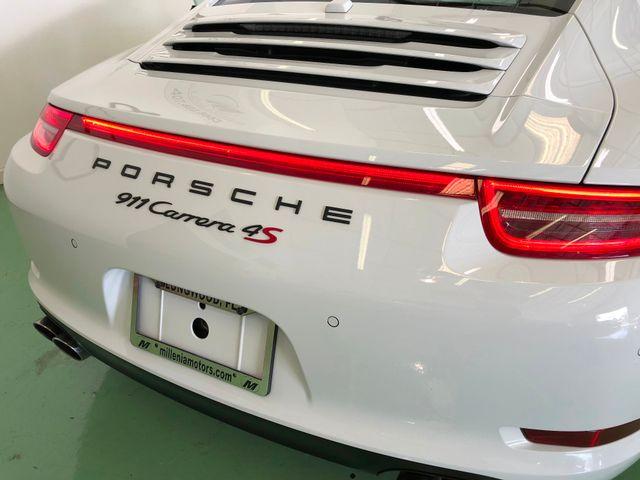 2014 Porsche 911 4S Longwood, FL 36