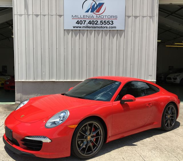 2014 Porsche 911 S Longwood, FL 35
