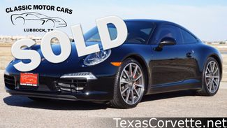 2014 Porsche 911 in Lubbock Texas