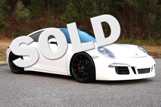 2014 Porsche 911 4S Mooresville, North Carolina