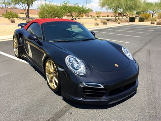 2014 Porsche 911 Turbo S Scottsdale, Arizona 4