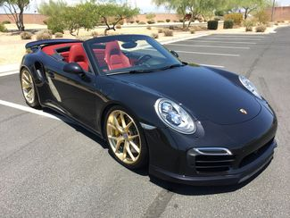 2014 Porsche 911 Turbo S Scottsdale, Arizona