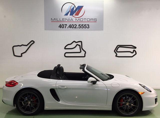 2014 Porsche Boxster S Longwood, FL 0