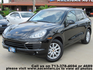 2014 Porsche Cayenne  in Houston TX