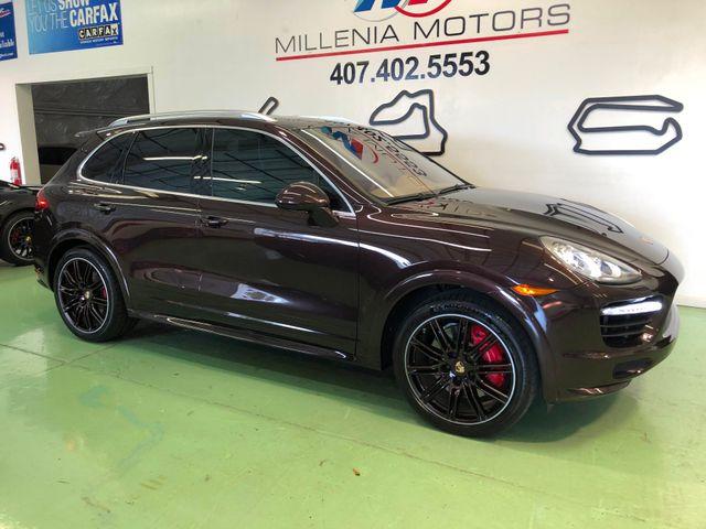 2014 Porsche Cayenne Turbo Longwood, FL 1