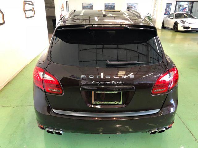 2014 Porsche Cayenne Turbo Longwood, FL 8