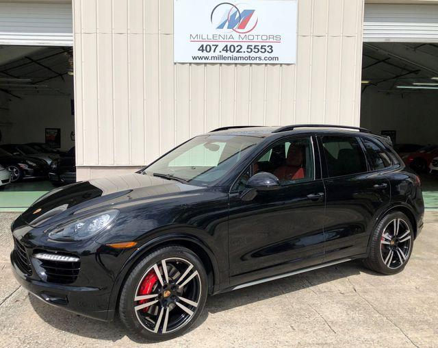 2014 Porsche Cayenne Turbo S Longwood, FL 44