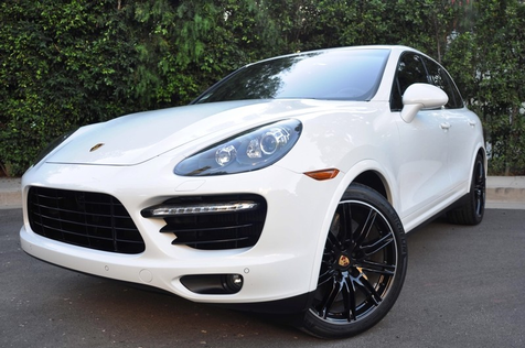 2014 Porsche Cayenne Turbo S in , California