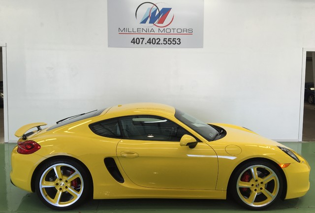 2014 Porsche Cayman S Longwood, FL 0