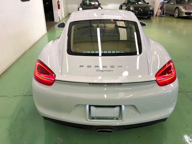 2014 Porsche Cayman Longwood, FL 8
