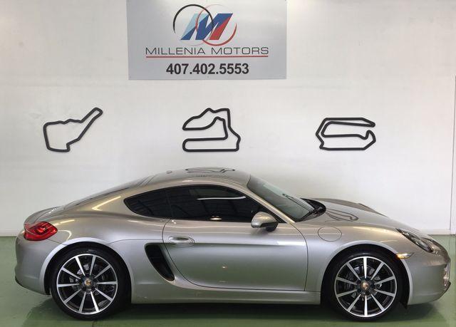 2014 Porsche Cayman Longwood, FL 11