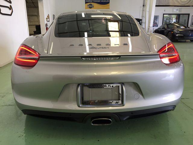 2014 Porsche Cayman Longwood, FL 9