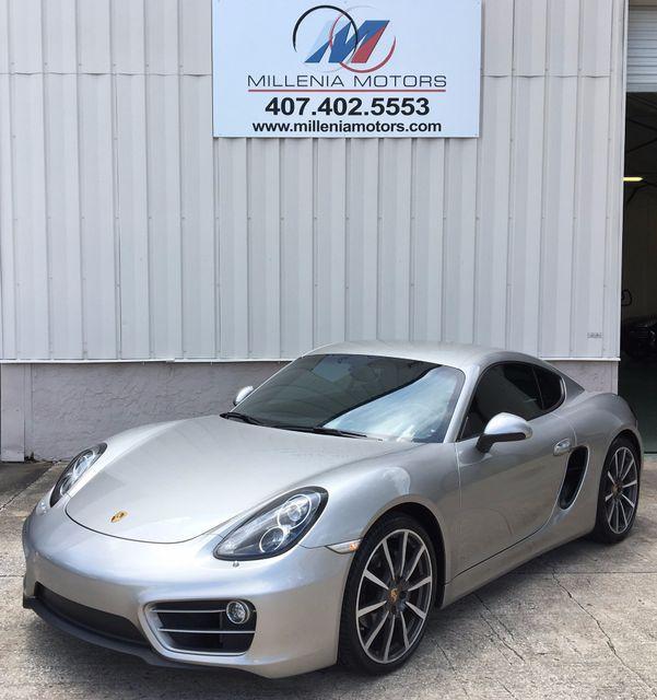 2014 Porsche Cayman Longwood, FL 34