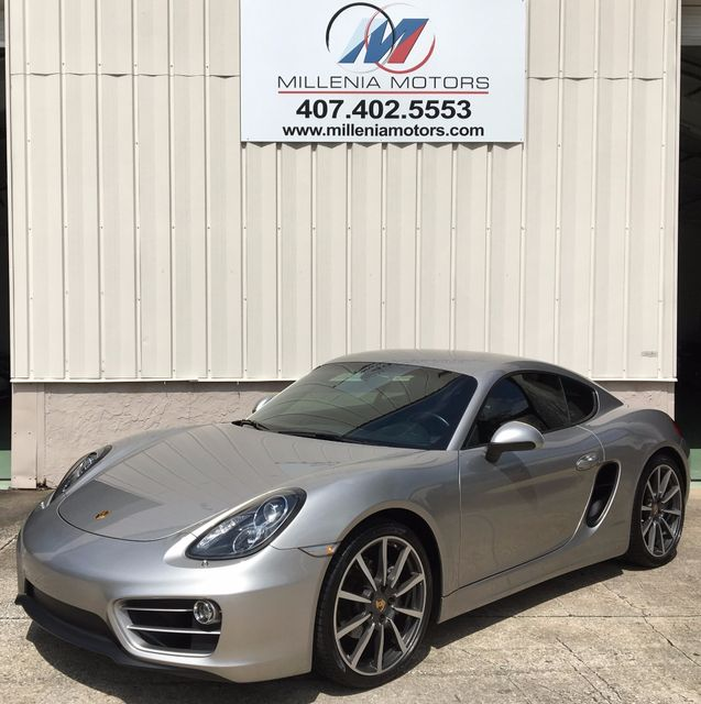 2014 Porsche Cayman Longwood, FL 39