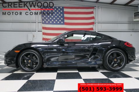 2014 Porsche Cayman Coupe Black Edition Auto Nav Leather Htd Low Miles in Searcy, AR