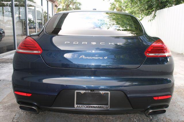 2014 Porsche Panamera Houston, Texas 4