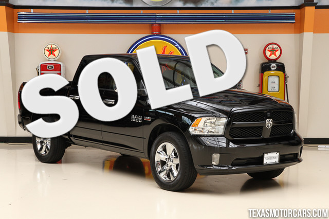 2014 Ram 1500 Express This Carfax 1-Owner 2014 Ram 1500 Express is in great shape with only 20 67