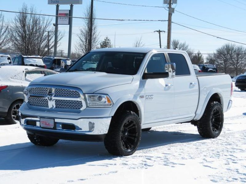 2014 Ram 1500 Laramie 4WD Lifted/Fuel20s/MudTerrains in Ankeny IA