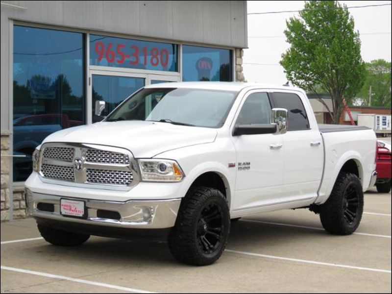 Lifted Ram 1500 >> 2014 Ram 1500 Laramie 4wd Lifted Fuel20s Mudterrains Des Moines Ia 50023