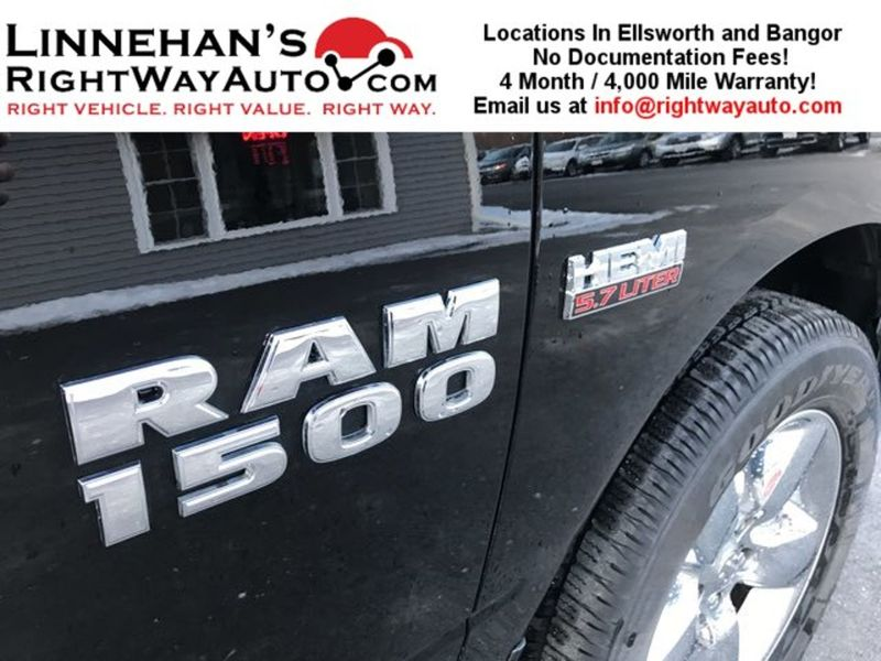 2014 Ram 1500 Big Horn  in Bangor, ME