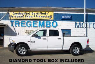 2014 Ram 1500 4WD Crew Cab Bentleyville, Pennsylvania 4