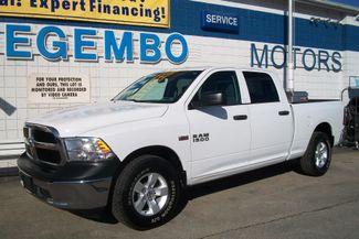 2014 Ram 1500 4WD Crew Cab Bentleyville, Pennsylvania 44