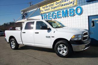 2014 Ram 1500 4WD Crew Cab Bentleyville, Pennsylvania 17