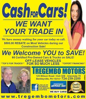 2014 Ram 1500 4X4 CREW CAB Express Bentleyville, Pennsylvania 68