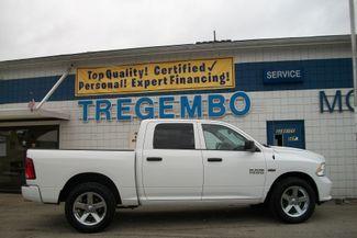 2014 Ram 1500 4X4 CREW CAB Express Bentleyville, Pennsylvania 18