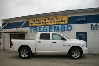 2014 Ram 1500 4X4 CREW CAB Express Bentleyville, Pennsylvania 58