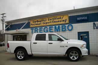 2014 Ram 1500 4X4 CREW CAB Express Bentleyville, Pennsylvania 40