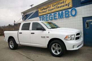 2014 Ram 1500 4X4 CREW CAB Express Bentleyville, Pennsylvania 30