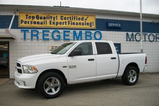 2014 Ram 1500 4X4 CREW CAB Express Bentleyville, Pennsylvania 62