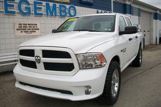 2014 Ram 1500 4X4 CREW CAB Express Bentleyville, Pennsylvania 10