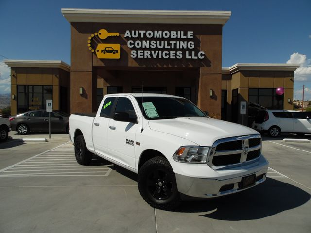 2014 Ram 1500 SLT Hemi 4x4 Bullhead City, Arizona 0