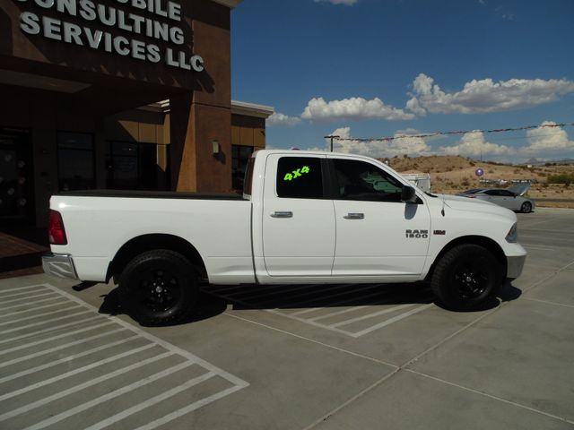 2014 Ram 1500 SLT Hemi 4x4 Bullhead City, Arizona 11