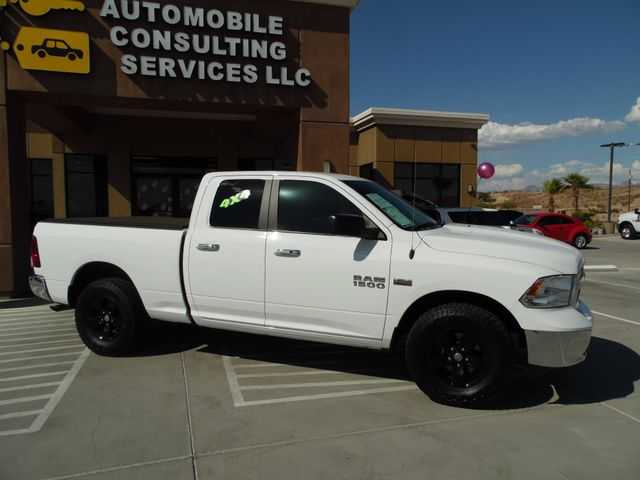 2014 Ram 1500 SLT Hemi 4x4 Bullhead City, Arizona 12