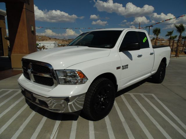 2014 Ram 1500 SLT Hemi 4x4 Bullhead City, Arizona 2