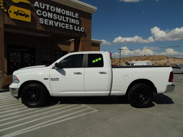 2014 Ram 1500 SLT Hemi 4x4 Bullhead City, Arizona 3