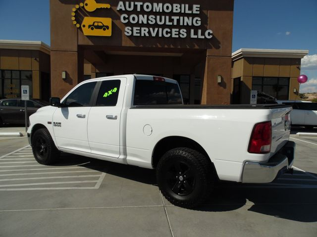 2014 Ram 1500 SLT Hemi 4x4 Bullhead City, Arizona 4