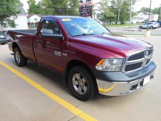 2014 Ram 1500 Tradesman Clinton, Iowa 1