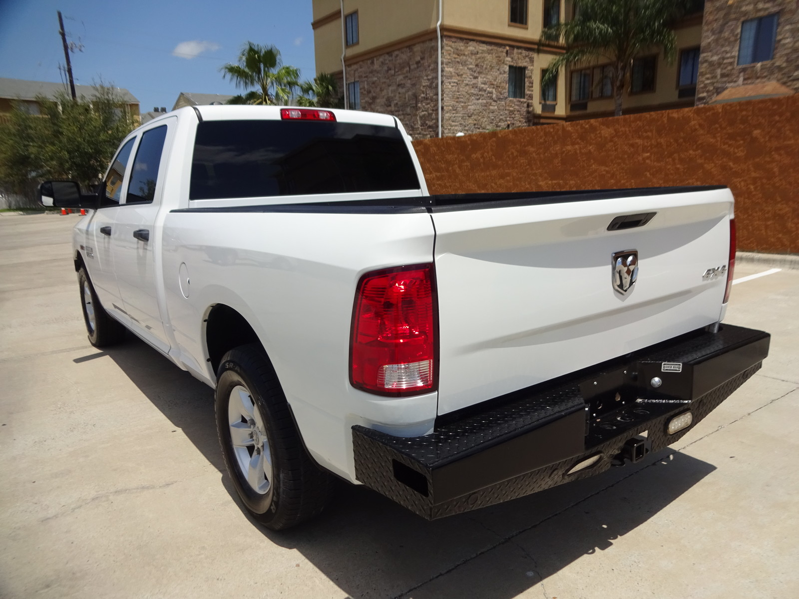 2014 ram 1500 tradesman crewcab 4x4 v6 ecodiesel engine black interior for sale in corpus. Black Bedroom Furniture Sets. Home Design Ideas