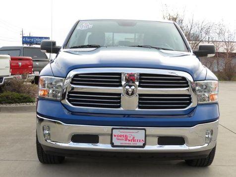 2014 Ram 1500 Big Horn 4WD Buckets/RearSlider/8.4