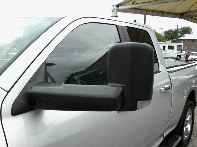2014 Ram 1500 ECO DIESEL Lone Star 4x4 NAV San Antonio, Texas 35