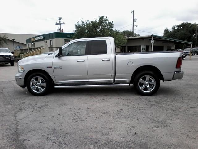 2014 Ram 1500 ECO DIESEL Lone Star 4x4 NAV San Antonio, Texas 7