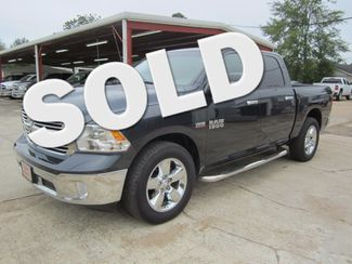 2014 Ram 1500 Big Horn Crew Cab 4x4 Houston, Mississippi 0