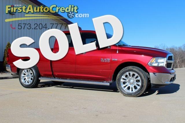 2014 Ram 1500 SLT   Jackson , MO   First Auto Credit in Jackson  MO