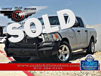 2014 Ram 1500 Tradesman - CARFAX 1-Owner, Crew Cab, 4x4! | Lewisville, Texas | Castle Hills Motors in Lewisville Texas